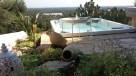 Hot tub at Casa Anna