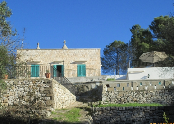 Villa delle Ginestre - sleeps 10 in 5 bedrooms, 3 bathrooms