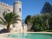 Ostuni castle