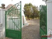 Trulli TI entrance gate