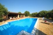 Pool at Villa Laura