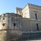 The castle, Nardo'